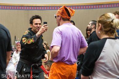 Wizard World Portland Comic Con Jason David Frank