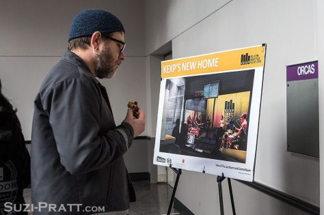 KEXP Ground Breaking Open House