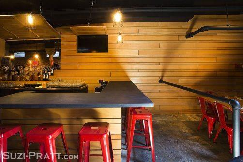 Kraken Congee Seattle restaurant photography