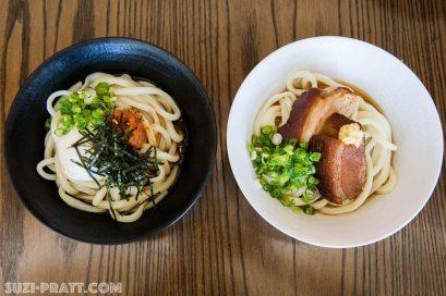 Udon Japanese food photography