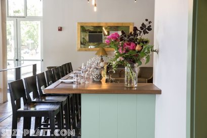 Edouardo Jordan's Salare restaurant photography