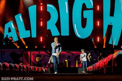 One Direction at Seattle WA