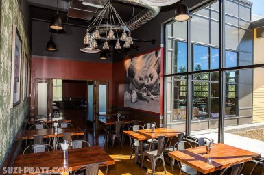 Beardslee Public House Seattle restaurant photography