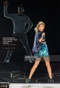 Taylor Swift Seattle concert photography