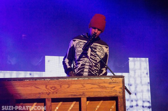 Twenty One Pilots Performs At Paramount Theatre