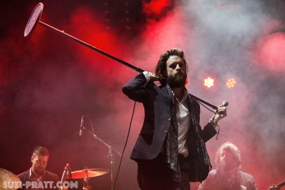 Sasquatch Music Festival photography Father John Misty