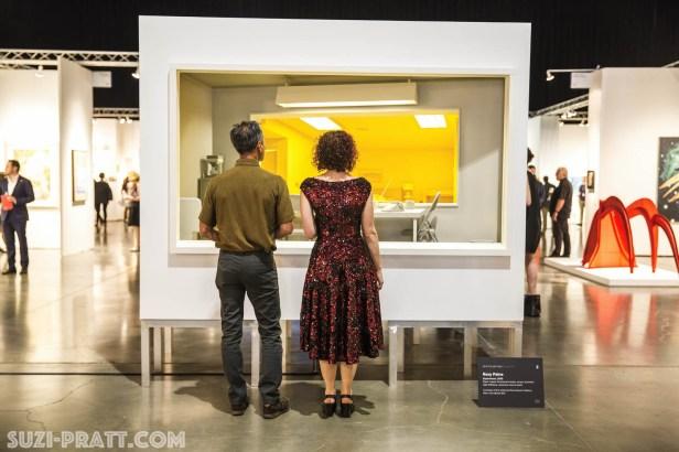 Seattle Art Fair event photography