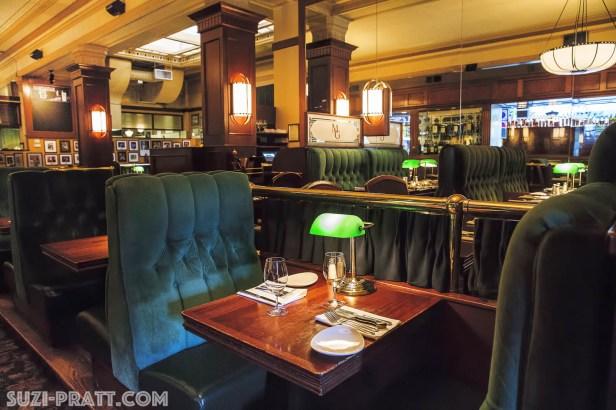 Metropolitan Grill Seattle food photographer