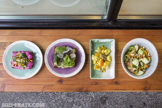Verjus restaurant in Bainbridge Island Seattle