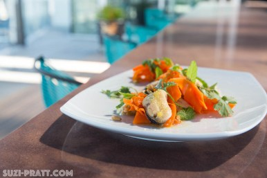 mBar Seattle food photography