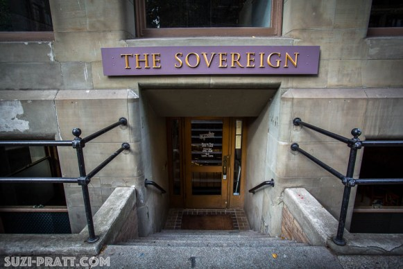 The Sovereign Seattle restaurant photography