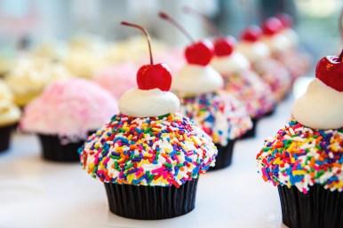 cupcake dessert photographer