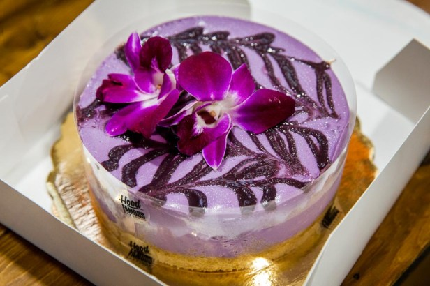 Ube cheesecake seattle