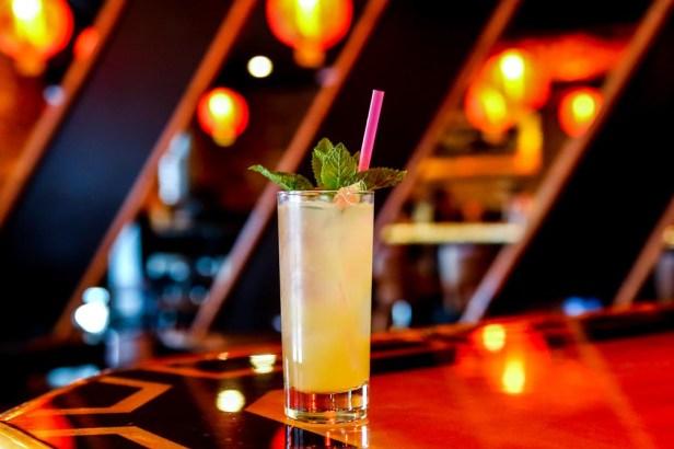 Stranger Highball Cocktail Photography