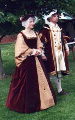 Henry Vlll and Anne Boleyn