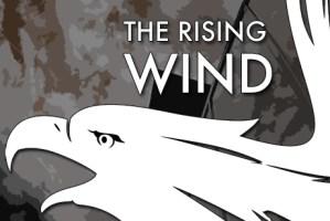 The Rising Wind (Smokey Days) by Suzie Hunt