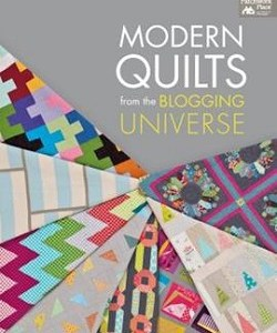 Modern Quilts from the Blogging Universe B1160