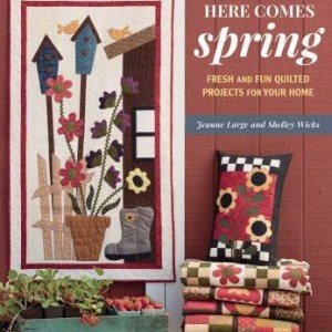 Here Comes Spring B1344