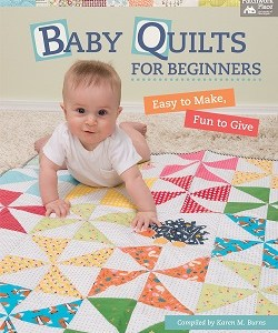 Baby Quilts for Beginners B1422