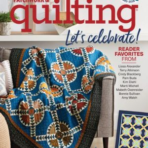 American Patchwork and Quilting April 2018 MRBAPQAPR18