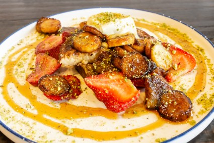 French Toast - Cheeky by Nature Northcote