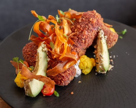 Beetroot Croquettes - The Penny Drop Box Hill