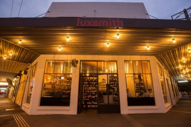 Luxsmith Wine Bar Seddon