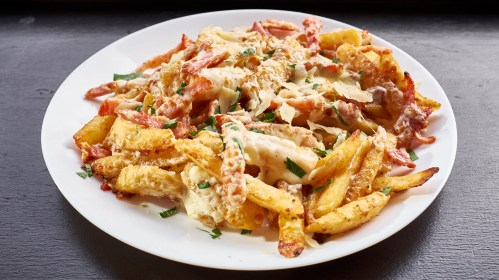 Crave Pizza Loaded Chips