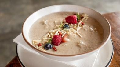 Porridge Louis Cafe Fitzroy