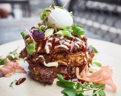 Okonomiyaki - Penta Elsternwick