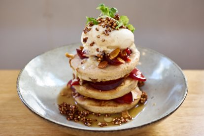 Buckwheat Pancakes Sir Charles Fitzroy