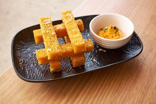 Polenta Chips, Ciao Mamma - Brunswick