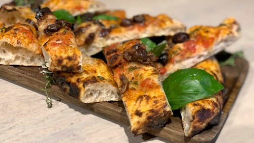 Foccacia - Cucina and Co Brighton