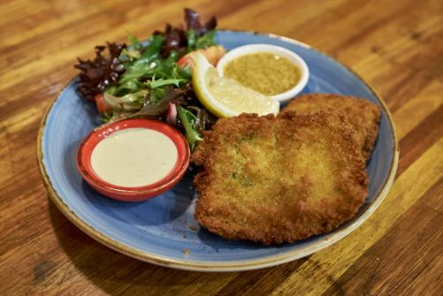 Crumbed Fish Fillet at Food Tales Ormond