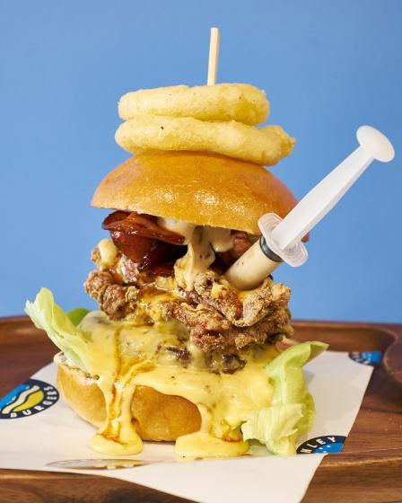 Stanley Burger Stanley Burgers Scoresby
