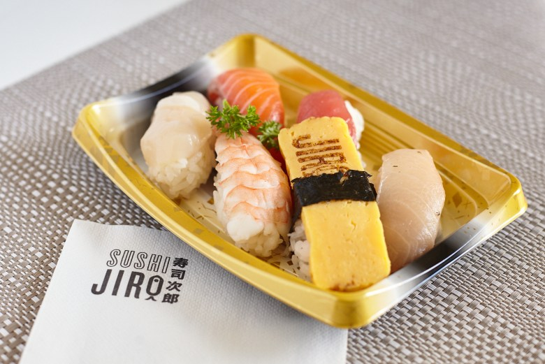 Mixed Nigiri - Sushi Jiro, Box Hill Central