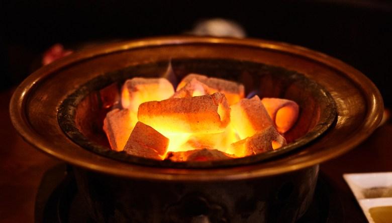 Korean BBQ - Oriental Spoon - Suzie Scribbles