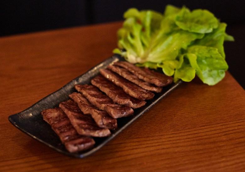 Thin Beef Skirt - Oriental Spoon - Melbourne