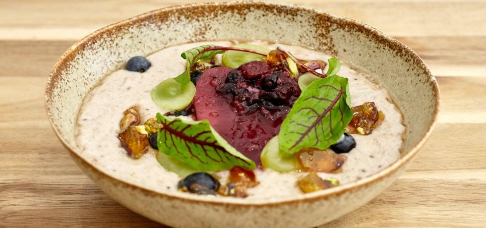Wild Porridge - White Bricks - Mentone
