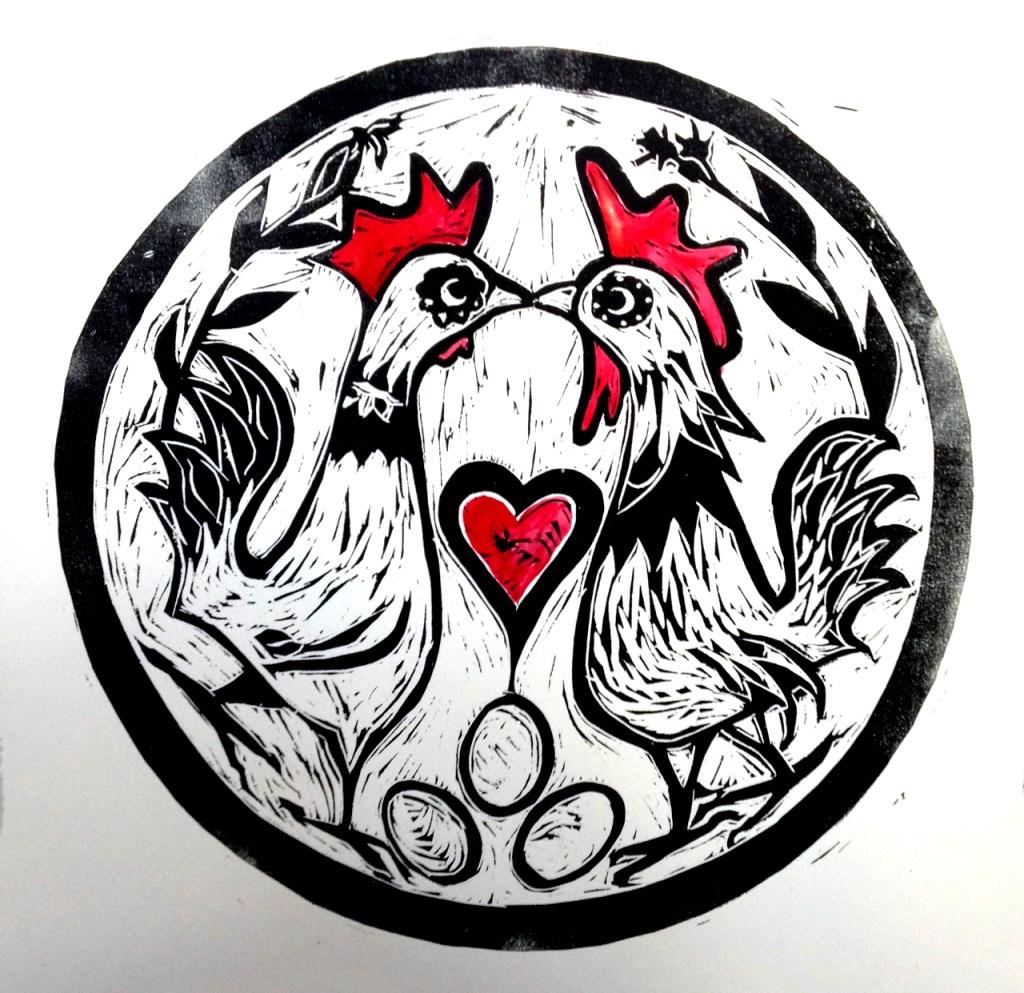Chicken Eyed Wish