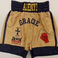 Wayne Adeniyi Ring Jacket & Boxing Shorts