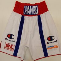 Isaac Chamberlain Boxing Fightwear