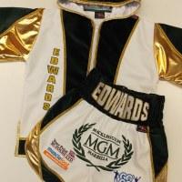 Charlie Edwards Custom Boxing Ringwear