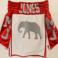 Team Jones - Custom Ringwear Gladiator Boxing Skirt