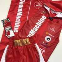 Anthony Fowler Debut Boxing Ring Wear