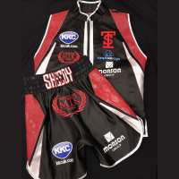 Ben Sheedy Custom Fight Wear