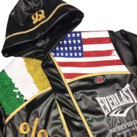 Jason Quigley Boxing Robe and Shorts