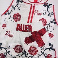 David Allen English Rose Boxing Kit
