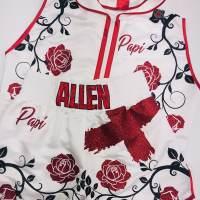 David Allen English Rose Boxing Kit
