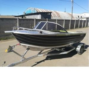 Моторная лодка QUINTREX 475 Coast Runner Image